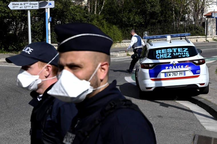 Image: FRANCE-HEALTH-VIRUS