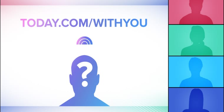 What would you do in a virtual meetup with your favorite NBC star or celebrity? TODAY wants to hear all about it.