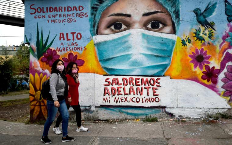 Image: MEXICO-HEALTH-VIRUS