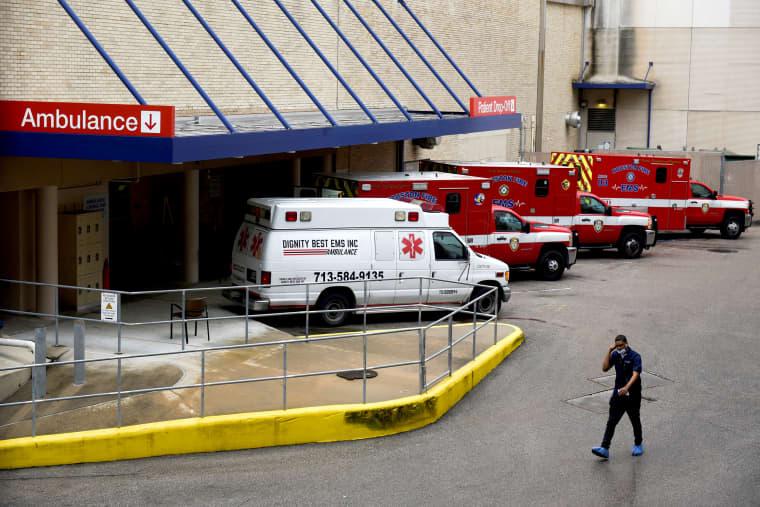 Image: FILE PHOTO: Texas faces rising coronavirus cases