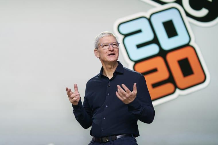 Image: Apple 2020 Worldwide Developers Conference Keynote