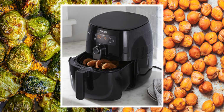 Black Friday air fryer sales on Ninja Foodi, Emril, CusinArt, Vortex and more available at Walmart, Target, Amazon, Bed Bath & Beyond and more.