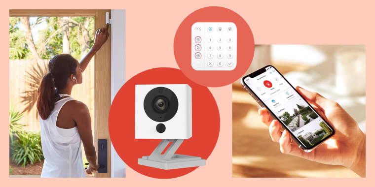 These are the best security systems for your home. Find the best alarms, cameras, and sensors for your home from Adobe, Wyze, SimpliSafe and more.