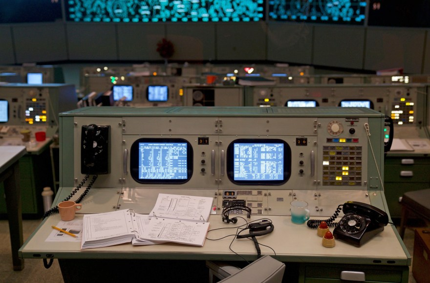 From NBC – Houston we have a restored Mission Control
