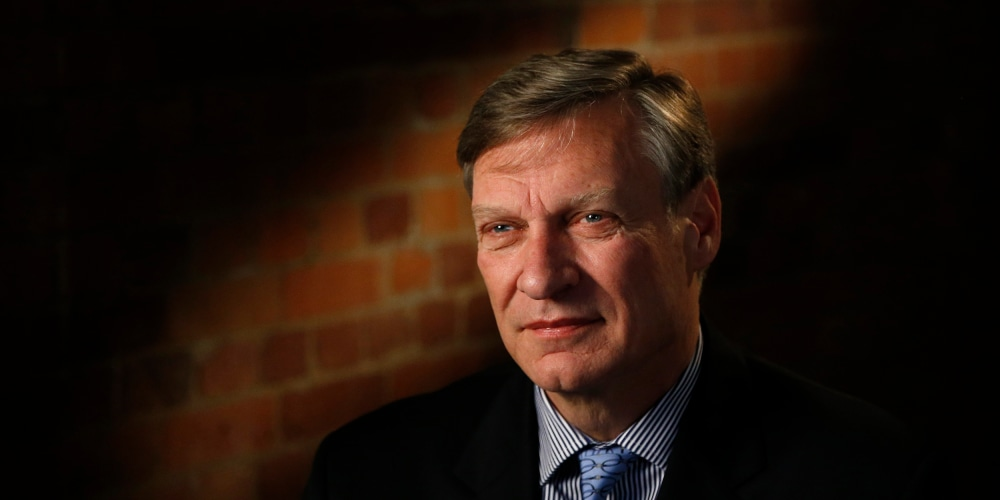 Ted Malloch detained at Logan airport