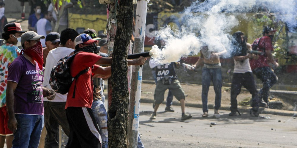 U.S. pulling staffers out of Nicaragua as riots, looting intensify (usat.ly)
