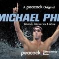 Michael Phelps is focus of new docuseries