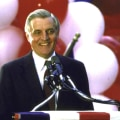 Former Vice President Walter Mondale remembered after his death at 93