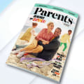Craig Melvin and his family appear on cover of Parents magazine