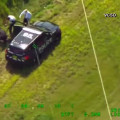 Florida man steals 2 police cars, leads officers on wild chase