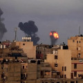 Israeli airstrikes on Gaza kill 20