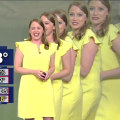 Send in the clones: TV meteorologist is startled to see duplicates of herself