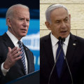 President Biden speaks to Israeli and Palestinian leaders urging a cease-fire