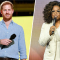 Prince Harry and Oprah will team up for TV series on mental health