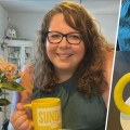 Viewer shares mug shot with Sunday TODAY-themed birthday cake!
