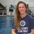 Meet the mom who's trying for an Olympic diving comeback at 43