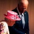 President Biden has historic meeting with Queen Elizabeth