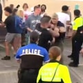 Viral video shows police tasing teens for vaping