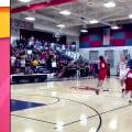 High school basketball player who battled cancer scores 3-point buzzer beater