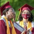 High school senior surprises graduation audience by donating $40,000 scholarship