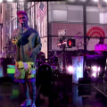 Maroon 5 perform their hit 'Memories' on TODAY