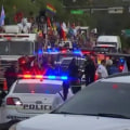 Pride parade accident leaves 1 person dead, 1 injured