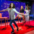 Tina Fey visits TODAY in person to talk about 'Girls5eva,' 'Mr. Mayor' and more