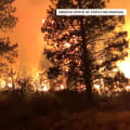 Dangerous air from Western wildfires continues to spread