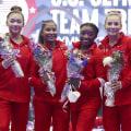 Simone Biles and Team USA gymnastics: An inside look