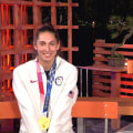 Lee Kiefer and Anastasija Zolotic win first-ever golds for US in their events