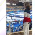 Hoda Kotb cheers Simone Biles and US women's gymnastics team