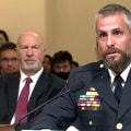 Officers call rioters 'terrorists' during emotional hearing of Jan. 6 committee