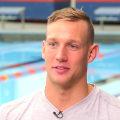 Swimmer Caeleb Dressel: 'I think the sport chose me'