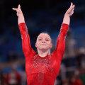 US gymnasts Suni Lee and Jade Carey take spotlight in individual all-around final