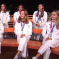 Bobby Finke and US swimmers tell TODAY about their big day in the pool
