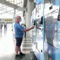 Souvenir vending machines are latest hit Olympic memorabilia