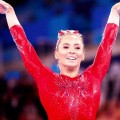 Will MyKayla Skinner compete in individual vault if Simone Biles withdraws?