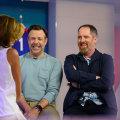 'Ted Lasso' stars Jason Sudeikis and Brendan Hunt talk about Season 2