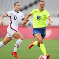 Sweden 'completely outplayed' US women's soccer team, Mike Tirico says