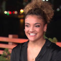 Laurie Hernandez talks about Jade Carey's gold medal and Simone Biles' return