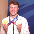 Swimmer Bobby Finke: 2nd come-from-behind gold medal is 'massive dream come true'