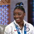 Simone Biles says she's 'keeping the door open' for future Olympics