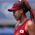 Olympic athletes' hair colors and accessories display their team spirit