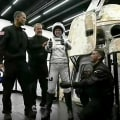 SpaceX civilian crew returns to Earth after 3-day trip in space