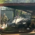 Military plane crashes into Texas neighborhood; 2 pilots injured