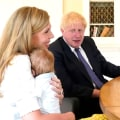 Boris Johnson on fatherhood: 'I change a lot of nappies'