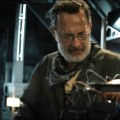 Tom Hanks will co-star with a robot and a dog in 'Finch'