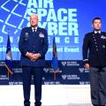 Space Force unveils new uniform