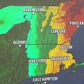 Northeast hit by heavy rain, flash flooding