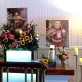 Gabby Petito's funeral held as search for Brian Laundrie continues